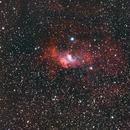 Bubble Nebula,                                Eddie Hunnell