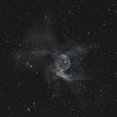 The Easter Wabbit Nebula,                                GW