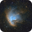 NGC 281 in Hubble palette,                                Samuli Vuorinen