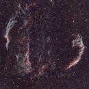 Veil nebula,                                SnellSitter