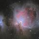 Orion Nebula,                                OrionRider