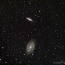M81 et M82,                                Arnedo Kévin