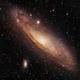 Andromeda Galaxy - M31,                                Chuck's Astrophot...