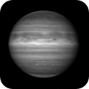 Jupiter's Chaotic NEB in Methane-Band,                                Chappel Astro