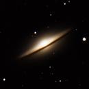 "M104 ""The Sombrero Galaxy"",                                damien.bissonnette"