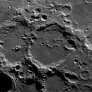 Lunar Craters Regiomontanus and Purbach,                                Wes Higgins