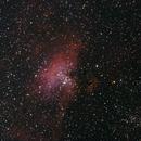 M16 , Nébuleuse de l'Aigle,                                Nicolas Aguilar (Actarus09)