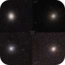 Brightest Four Globular Clusters,                                Rodney Watters