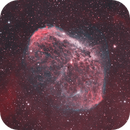 Crescent Nebel, NGC6888,                                pixelraini