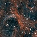 Wolf-Rayet 134 Region, HOO,                                Stephen Garretson
