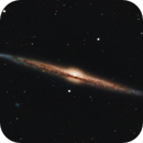 NGC4565 - The Needle Galaxy,                                Nick LaPlaca