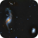 Improved processing for NGC 3718,                                cfpendock