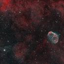 NGC 6888 - DEEP SKY WEST REMOTE OBSERVATORY,                                Deep Sky West (Lloyd)