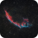Eastern Veil Nebula,                                stricnine