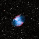 Messier 27 - The Dumbbell Nebula,                                Fred Bagni
