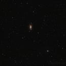 Messier63 wide field,                                Michael_Xyntaris