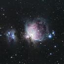 M42 & NGC 1975,                                Stefan