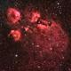 Cat's Paw Nebula,                                Geoff