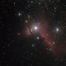 IC 434 the Horsehead Nebula,                                RonAdams