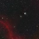 M78 & Barnard's Loop Ha LRGB,                                Graham Roberts