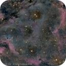 IC 1848 - A Look into the Soul Nebula,                                Valts Treibergs