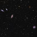 Grus Quartet of Galaxies,                                Rodney Watters