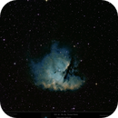 Sh2-184 - Pacman Nebula,                                Uwe Deutermann