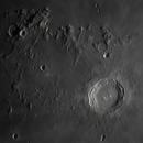 Copernicus - Montes Carpatus,                                Euripides