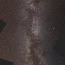 Voie Lactée,                                Astrolulu