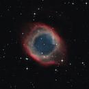 NGC 7293 - The Helix Nebula (L-RGB),                                Olivier Ravayrol