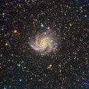 "NGC6946 -""The Fireworks Galaxy"",                                Juan Antonio Sanc..."