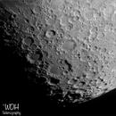 Tycho, Clavius, Moretus April 21st 2021,                                Wouter D'hoye