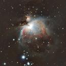 M42 - Orion Nebula,                                Shishir Iyer