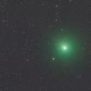 Comet 46/P Wirtanen - 9th December 2018 - magnitude 4.0,                                Andrea Storani