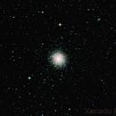 M13 Hercules Cluster,                                drbyyz