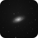 M64 - Galaxie de l'œil noir,                                BLANCHARD Jordan