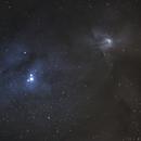 Rho Ophiuchi Cloud Complex,                                Brian Sweeney