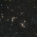 Galaxy group in Eridanus,                                Geoff