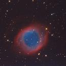 Helix Nebula ZWO ASI 071,                                Ben S Klerk