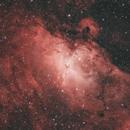 M16 - Eagle nebula,                                Giancarlo Melis