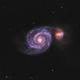 M51 [ASI1600MM-C],                                Jean-Marc