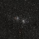 Perseus Double Cluster,                                Scott Sloka