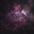 Eta carinae Nebula,                                Dave Ng