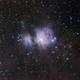 Orion Nebula Wide Field,                                CarlosAraya