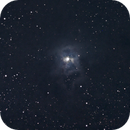 NGC2237 - The Iris Nebula LRGB,                                Stratis