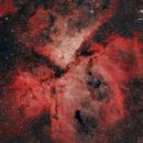 Carina Nebula,                                Victor Matamoros Alcaino