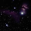 Orion's Belt and Sword,                                blindsmokeybear