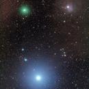 cometa C/2020 M3 del 17 novembre,                                Rolando Ligustri