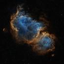 IC1848 Soul Nebula,                                rayp