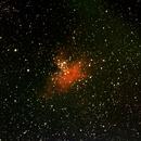 M17 Eagle Nebula,                                John R Carter, Sr.